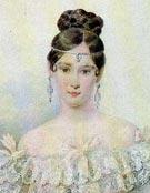 Пушкина Наталья Николаевна. Жена гения.